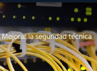 Microsoft se une al acuerdo global de seguridad en las rutas de internet