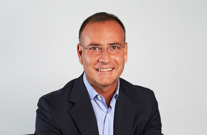 Riccardo Di Blasio, Chief Revenue Officer de Commvault