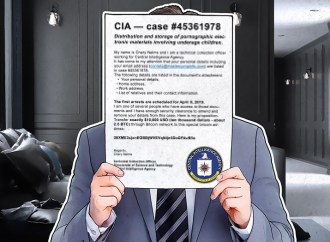 Estafadores pretenden ser de la CIA para extorsionar a víctimas