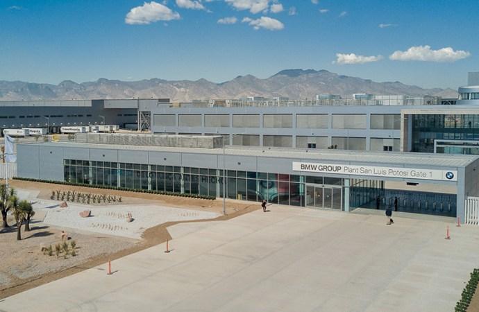 BMW Group inauguró planta de producción en México