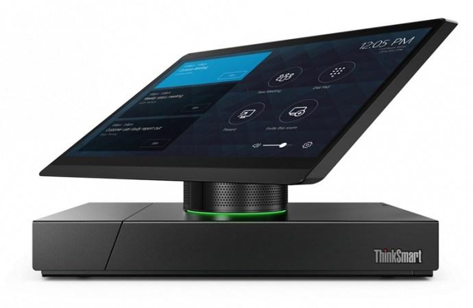 Lenovo presentó la ThinkSmart Hub 500 para Zoom Rooms