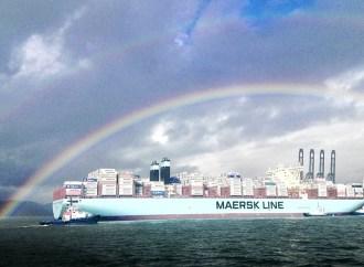 Maersk ofrecerá a sus clientes transportación neutra en carbono