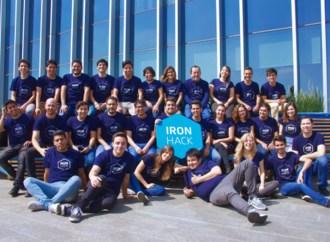 Ironhack obtuvo u$s 4 millones de inversión para seguir formando profesionales