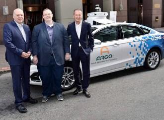 Ford y Volkswagen amplían su colaboración global para promover la conducción autónoma