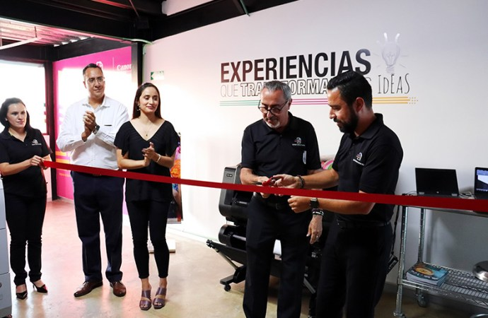 Canon Mexicana inaugura Customer Experience Center en Guadalajara