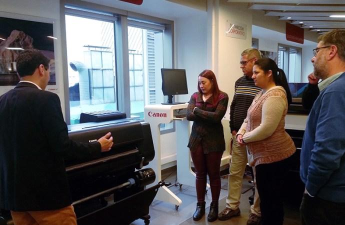 Canon potencia sus canales de distribución en Chile a través de capacitaciones
