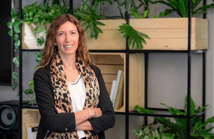 Silvina Uviz D'Agostino dirige los RR. HH. de Microsoft en Argentina