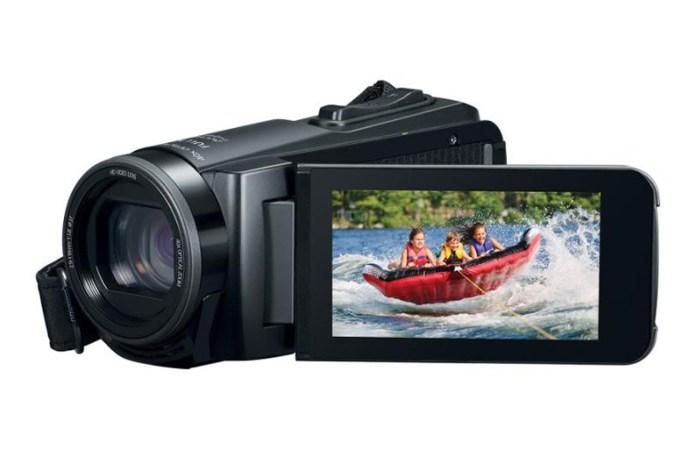 Canon presentó la VIXIA HF W11