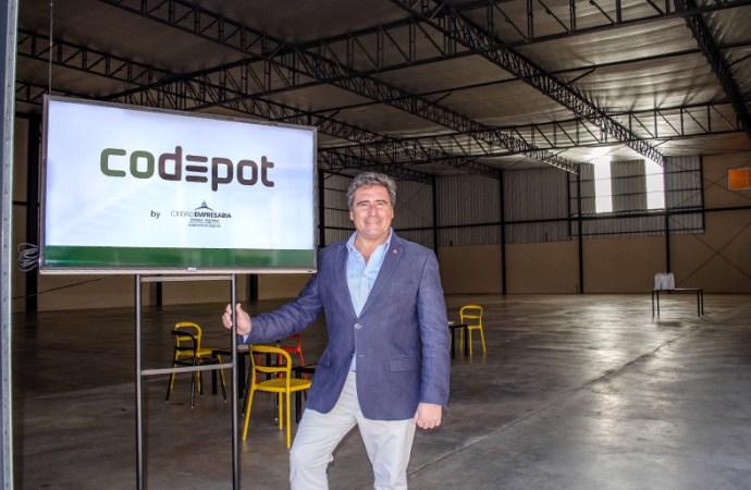 CiudadEmpresariapresentó Co-Depot