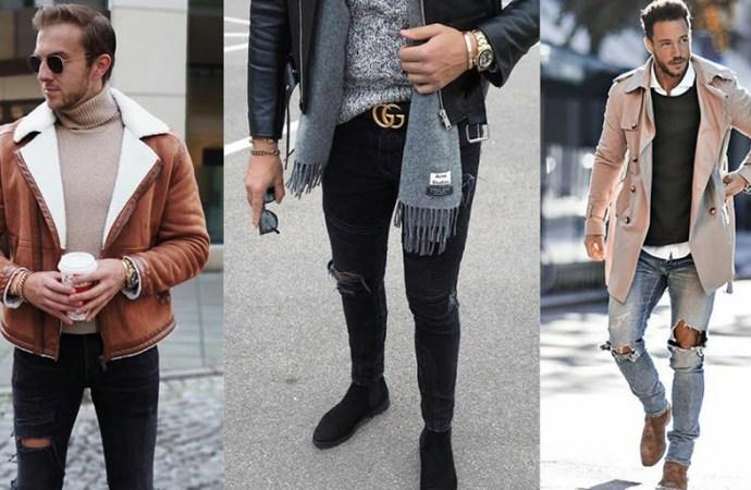 Llegaron los hombres fashionistas