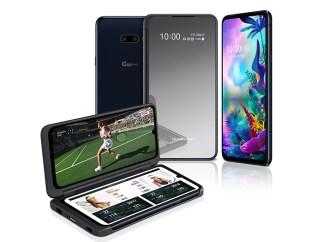 LG G8XThinQ y el nuevo Dual Screen mejoran el multitasking móvil