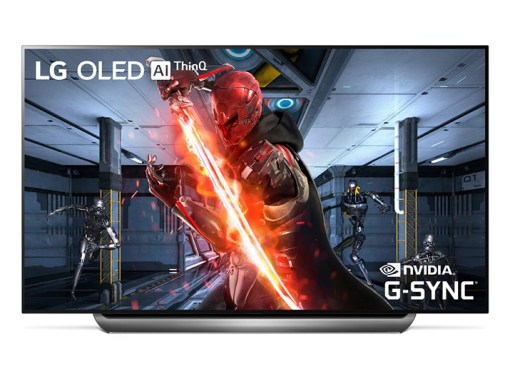 LG presentó TVs OLED con NVIDIA G-SYNC