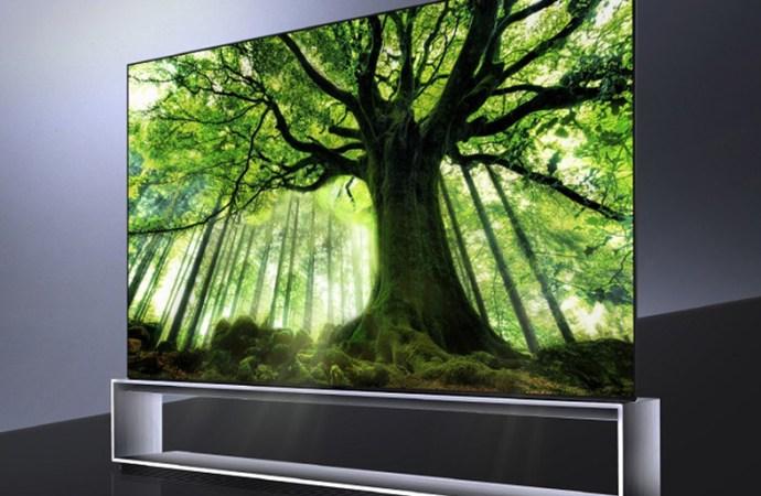 LG lanzó sus primeros televisores OLED y NanoCell 8K