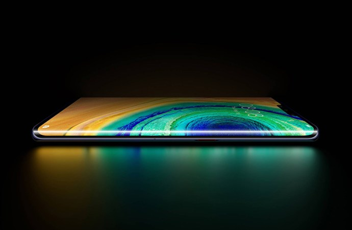 Huawei presentó su smartphone Mate 30