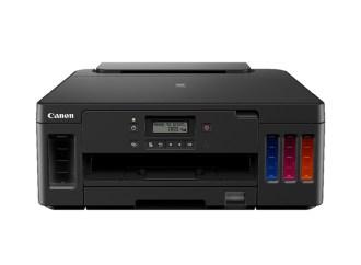 Canon presentó la impresora inalámbrica PIXMA G5010