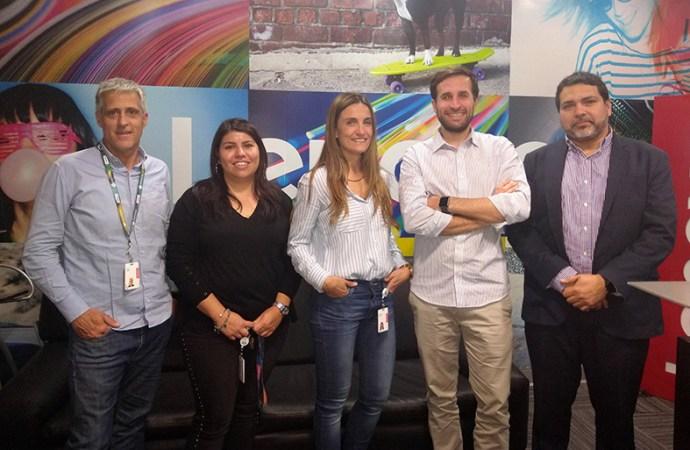 Lenovo presentó su equipo de SMB para Argentina