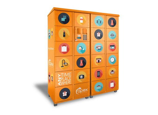 Grupo Hasar lanzó su línea de lockers para empresas