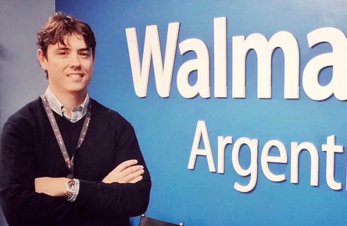 Patricio Aguirre Saravia es el nuevo CFO de Walmart Argentina