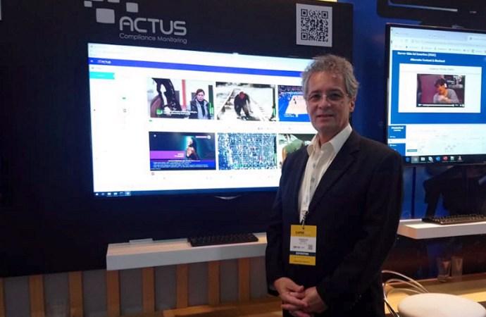 Actus proporciona monitoreo en vivo, análisis y valor agregado para contenidos
