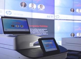 Conoce la nueva impresora para el lugar de trabajo, reinventada por HP