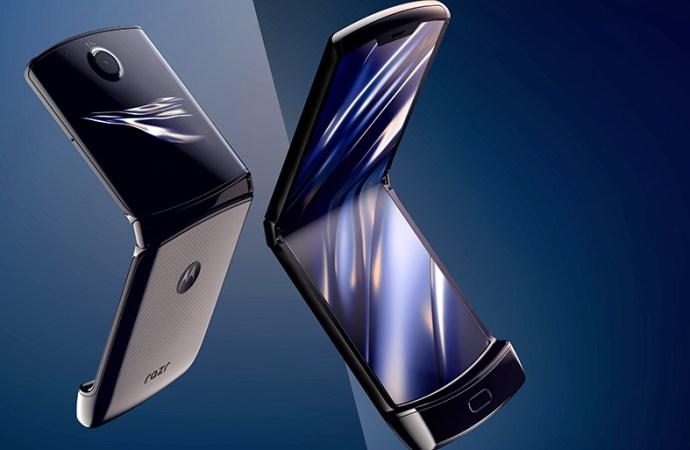 Motorola reinventa su iconónico RAZR