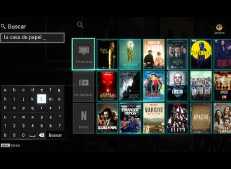 Flow integra en su buscador todo el contenido de Netflix