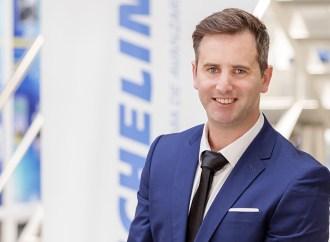 Nicolás Konsol, nuevo gerente de Marketing de Michelin Argentina