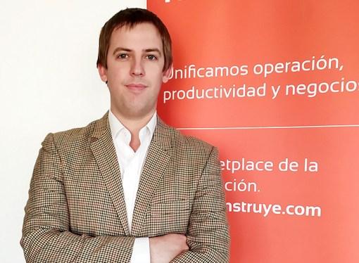 Pedro Pablo Mir, nuevo gerente de Estrategia y Desarrollo en ICONSTRUYE