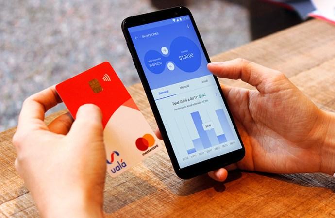 Ualá lanzó inversiones dentro de su app
