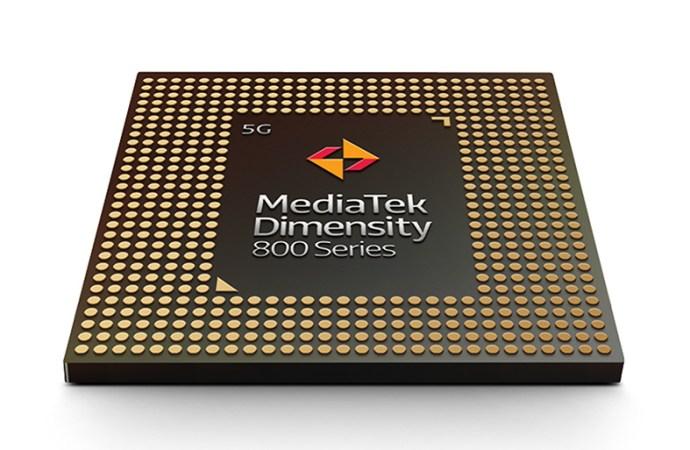 Dimensity 800: el chipset de MediaTek para teléfonos inteligentes de gama media premium 5G