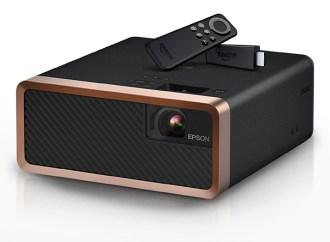 Epson presentó los proyectores EF-100W y EF-100B