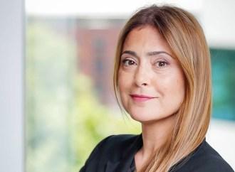 Marina Bericua, directora de Asuntos Públicos, Externos y Legales de Microsoft Argentina