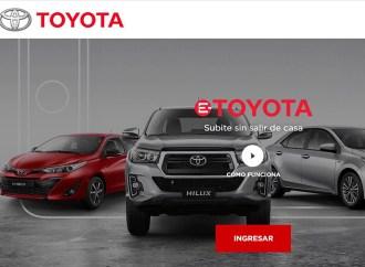 Se presentó e-Toyota en Argentina