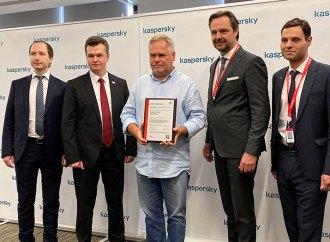 Kaspersky obtuvo la certificación ISO 27001
