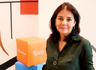 SAS designó a Thais Cerioni como gerente de Relaciones Públicas y Comunicaciones
