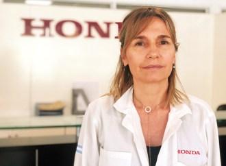 Viviana Daleoso fue designada gerente de RRII de Honda Motor de Argentina