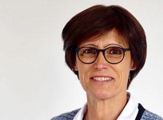 Catharina Richter, directora global del Centro de Competencia Cibernética de Allianz