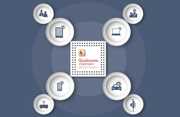 Fujitsu y Qualcomm completaron una llamada de datos multigigabit utilizando 5G