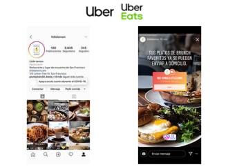 Uber Eats abre nuevos canales de acceso
