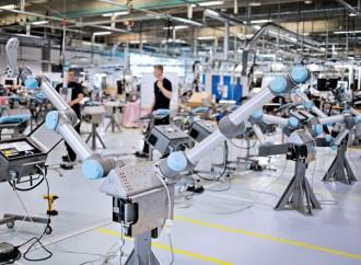 Crecimiento exponencial de la robótica colaborativa en la era Covid-19