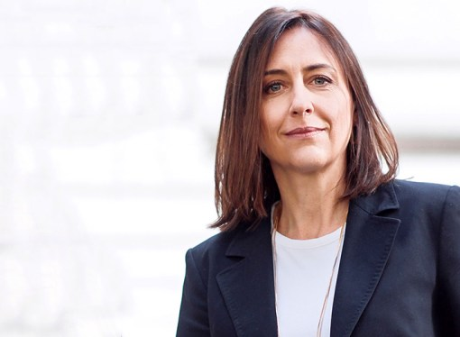 Cristina Palmaka, presidente de la Región Latinoamérica y Caribe de SAP