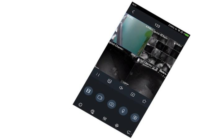 Monitoreo de dispositivos de videovigilancia ubicados en distintos lugares del mundo