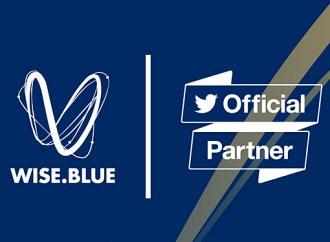 Wise.Blue se sumó al programa Twitter Official Partner