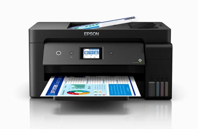 Nueva Epson EcoTank multifunción: 90% de ahorro en tinta de reemplazo