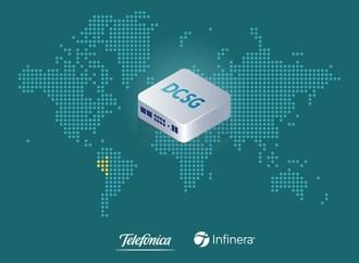 Infinera, Telecom Infra Project y Telefónica forman una alianza