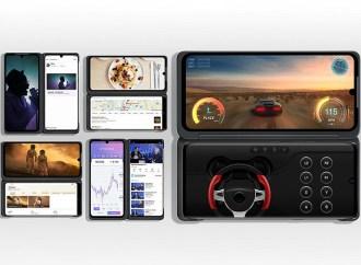 LG VELVET llegó a la Argentina: un smartphone diseñado para impulsar la creatividad