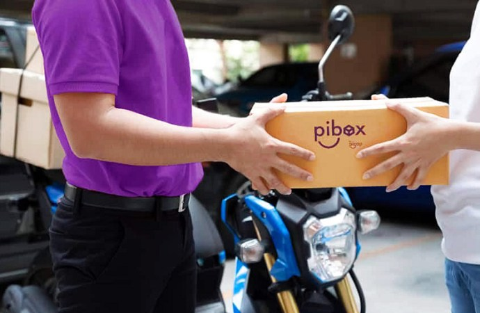Pibox, plataforma de logística que creció en medio de la crisis
