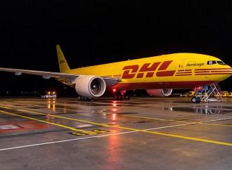 DHL Express fortalece su red aérea global