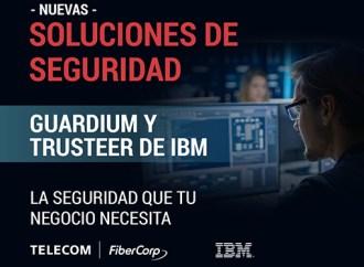 Telecom FiberCorp presentó dos nuevas soluciones con tecnología de seguridad de IBM