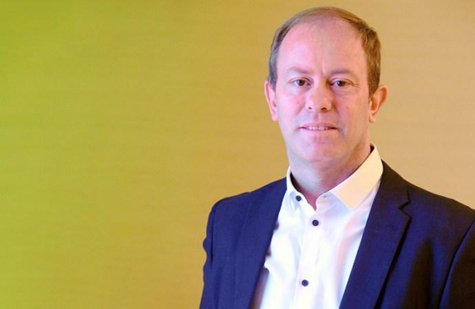 Cristian Lagos, director de la Unidad de Negocios de Secure Power Cono Sur de Schneider Electric